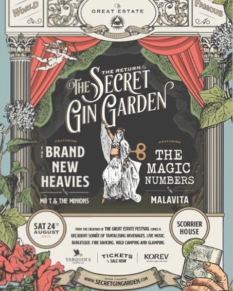 secret gin garden