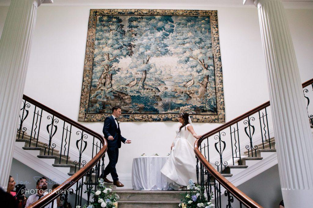 Scorrier House weddings