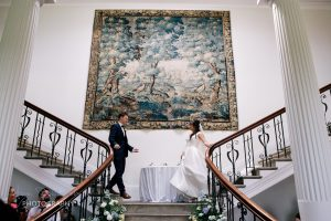 Scorrier House weddings