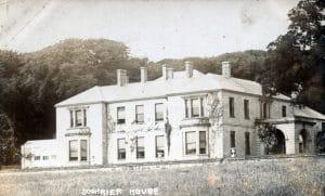 Scorrier House history