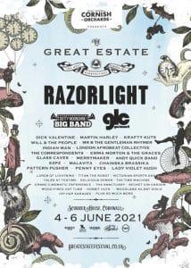 Great Estate Festival banner