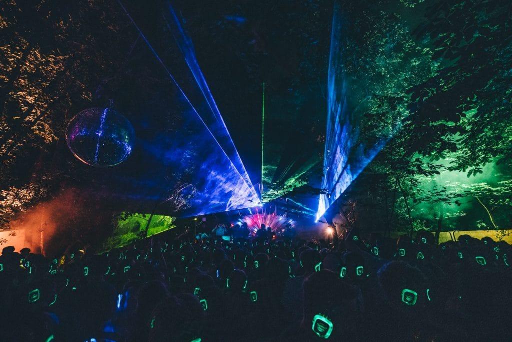 Great Estate Festival Silent Disco