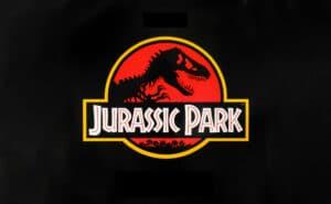 jurassic park drive in cinema poster