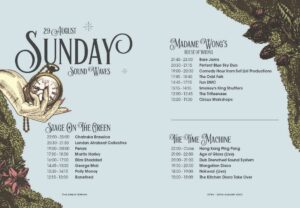 The Great Estate Festival lineup - Sunday